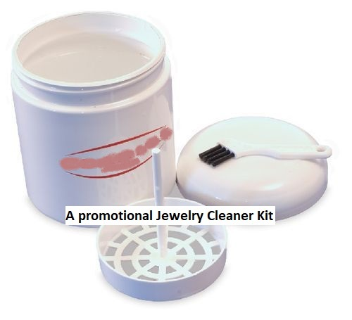 A promotional Jewelry Cleaner