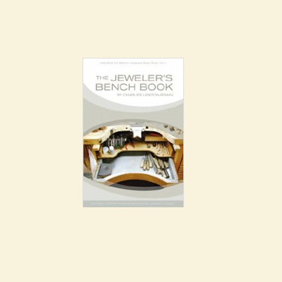 Cover image of The Jeweler's Bench Book by Charles Lewton-Brain